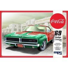 MPC 1:25 1969 Dodge Charger RT Coca Cola Plastic Model Kit