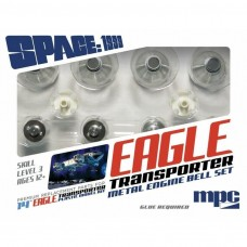 MPC 1:72 Space: 1999 Eagle Metal Engine Bell Accessory Pack