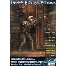 Masterbox Models 1:24 Laurie Lightning Plastic Model Kit