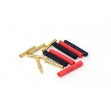 MT Racing 2mm Bullet Connectors (3 pair)