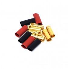 MT Racing 5.5mm Bullet Connectors (3 pair)