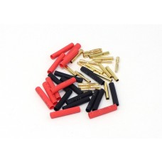 MT Racing 2mm Bullet Connectors (10 pair)