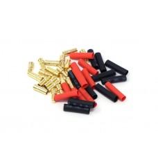 MT Racing 3.5mm Bullet Connectors (10 pair)
