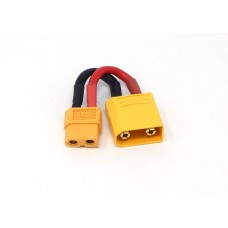 MT Racing XT60 Female to XT90 Male Wired Adapter