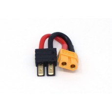MT Racing XT60 Female to Traxxas TRX Male Wired Adapter