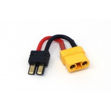 MT Racing XT90 Female to Traxxas TRX Male Wired Adapter