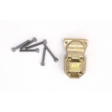MT Racing Brass Differential Cover 9g Axial SCX24