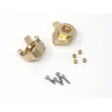 MT Racing Brass Front Steering Knuckle Axial SCX24