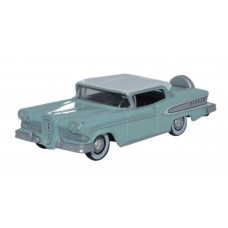 Oxford Diecast HO Scale 1958 Edsel Citation Ice Green