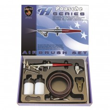 Paasche H Single Action Airbrush Set