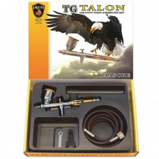 Paasche Talon TG-Set Gravity Feed Dual Action Airbrush Set