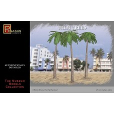 Pegasus Palm Trees Style B Plastic Model Kit