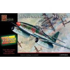Pegasus Hobby 1/48 Snap, Messersch Me-262 Plastic Model Kit