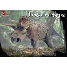Pegasus Hobby 1/24 Triceratops Plastic Model Kit
