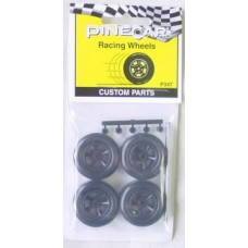Pinecar Racing Wheels Pinewood Derby P347