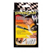 Pinecar Pinewood Derby Axle Diamond Finishing Kit