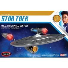 Polar Lights 1:2500 Star Trek Enterprise NX-01 Snap Model Kit