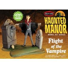 Polar Lights 1/12 Scale Haunted Manor Flight of the Vampire Model Kit