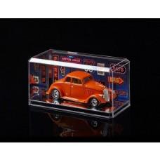 Pioneer Plastics 1/25 Stackable Display Case Mirror Base