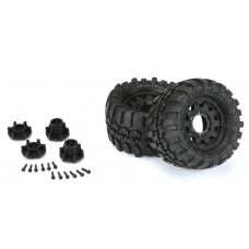 "Pro-Line Interco TSL SX Super Swamper 2.8"" Mounted Tires/Raid Wheels (2)"