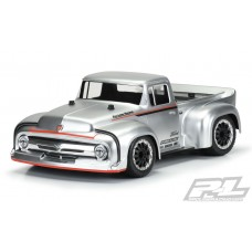Pro-Line 1956 Ford F-100 Pro-Touring Street Truck Clear Body Slash 2wd/4x4