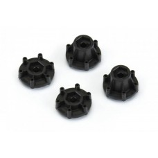 Pro-Line 6x30 to 12mm Hex Adapters (Wide & Narrow)