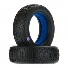 """Pro-Line Positron 2.2"""" 2wd MC Clay Front Buggy Tires"""