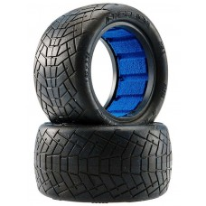 "Pro-Line Inversion 2.2"" Indoor Buggy Tires MC Clay"