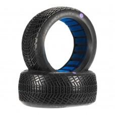 Pro-Line Positron 1/8 Buggy MC Clay Tires