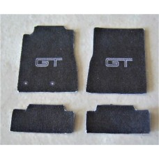 Plastic Dreams 1/25 Mustang GT Car Mat Set