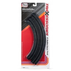 "Auto World Traxessories 9"" Curved Track Pack (2) 00173"