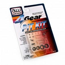 Auto World 4Gear Slot Car Pit Kit