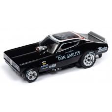 Auto World Don Big Daddy Garlits Electric HO Slot Car