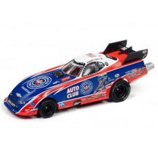 Auto World HO 4Gear Robert Hight AAA Funny Car Slot Car