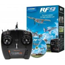 RealFlight 9 Flight Simulator w/Spektrum Controller
