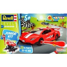 Revell 1/20 Race Car Junior Plastic Model Kit