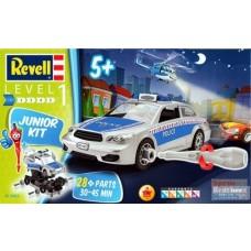 Revell Police Car Junior Plastic Model Kit