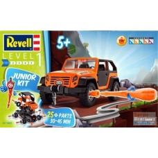 Revell 1/20 Off Road Vehicle Junior Plastic Model Kit