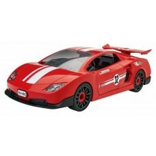 Revell Junior 1/20 Red Race Car Plastic Model Kit