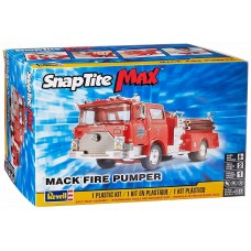 Revell 1/32 Mack Fire Pumper Plastic Model Kit