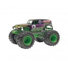 Revell 1/25 Grave Digger Monster Truck Plastic Model Kit