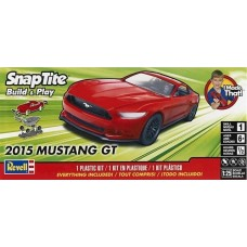 Revell 1:25 2015 Mustang GT Plastic Model Kit
