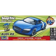 Revell 1:25 '06 Audi R8 Plastic Model Kit