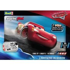 Revell 1:24 Lightning McQeen Plastic Model Kit