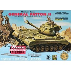 Revell 1:32 M-47 Patton SSP Plastic Model Kit