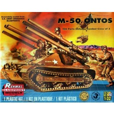 Revell 1:32 Ontos Renewal Model Kit Plastic Model Kit