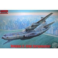 Roden 1/144 C-133 Cargomaster Plastic Model Kit