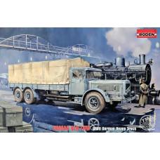 Roden 1:72 Vomag 8 LR Lkw Plastic Model Kit
