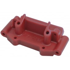 RPM Red Front Bulkhead Traxxas 2wd