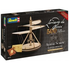 Revell Germany 1:48 Ariel Screw 500 Year Anniversary Wooden Model Kit